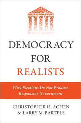 Book Cover: Democracy for Realists