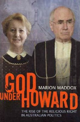 Book Cover: God Under Howard