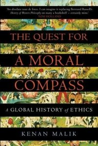 Book Cover: The Quest For A Moral Compass