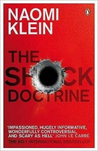 Book Cover: The Shock Doctrine