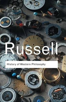 Book Cover: History of Western Philosophy