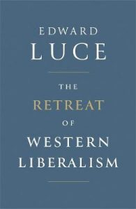 Book Cover: The Retreat of Western Liberalism